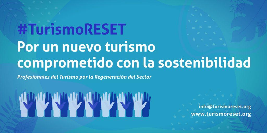 Manifiesto #Turismo RESET